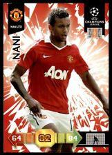 Panini Adrenalyn XL UEFA Champions League 2010/2011 Manchester United Nani