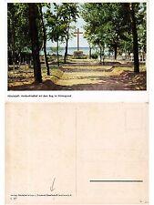 CPA Russia Ukraine NIKOLAJEF - Heldenfriedhof mit dem Bug, Hintergrund (286002)