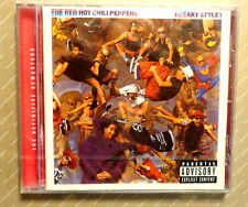RED HOT CHILI PEPPERS  -  FREAKY STYLEY  -  CD 2003  NUOVO E SIGILLATO