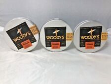 WOODY'S Quality Grooming High Shine 56.7 g  (Lot Of 3)