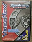 Transformers Armada 3 Disc Pack for the VideoNow PVD Player