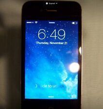 Apple iPhone 4s - 16gb Sprint CDMA GSM Black
