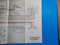 1966 Johnson Outboard Motors 40hp With Generator Model Wiring Diagram Js 4266 Ebay