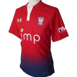 YORK CITY FC Under Armour Home Football Shirt 2020-2021 NEW Men's Jersey