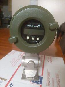 YOKOGAWA AE102MG-AB1-LSA-A1DH/BR STYLE S2 ADMAG AE MAGNETIC FLOWMETER, WARRANTY