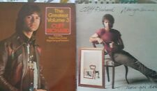 CLIFF RICHARD 2 VINYL LP RECORDS GREATEST HItS AND NOW YOU SEE ME-Now You Dont