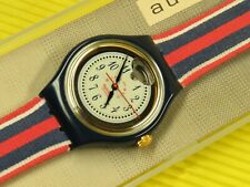 AUTOMATIC Swatch TIME & STRIPES in NEU & OVP - SAN105 Automatik