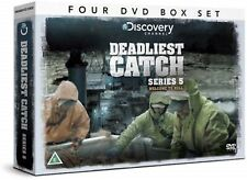 Deadliest Catch Series 5 Welcome To Hell Four DVD Set