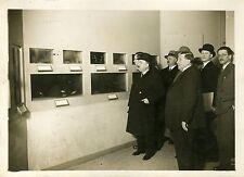 """AQUARIUM au MUSEE PERMANENT des COLONIES 1931"" Photo orig. G. DEVRED  Agce ROL"