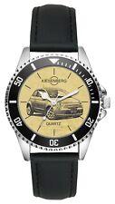 KIESENBERG Uhr - Geschenke für FIAT 500 Fan L-4273