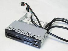 """HP Elite Desktop 8000/8100/8200/8300 USB 22 in 1 Media Reader 3.5"""" 468494-001"""