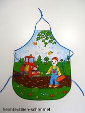 Kinderschürze Kochen Bastelschürze Werkschürze Küche Schulschürze Schule ARBEIT