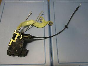 JAGUAR S-TYPE LEFT DRIVER DOOR LOCK 2003 2004 2005 2006 2007 2008