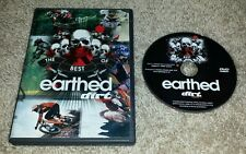The Best of Earthed (DVD) Dirt Mountain Bike Magazine bicycle stunts RARE Mtb