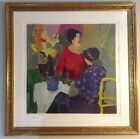 Itzchak TARKAY Serigraph 'Confession' Limited Edition Hand Signed 161/300