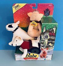 Bull Terrier Tug - Jrt Flealick in Wheelchair - Babe Pig In The City Dogs Nrfp