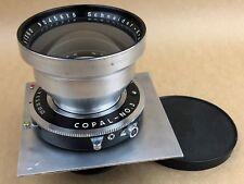 Schneider 360mm f/5.5 Tele-Arton Large Format Lens w/Copal No.3 Shutter