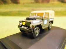 OXFORD LAND ROVER MILITARY 1/2 TON LIGHTWEIGHT UNITED NATIONS 1/76 76LRL001