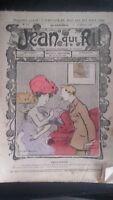 Rivista Jeans Che Rit N° 349 1907 Giornale Illustre che Appaiono Il Venerdì ABE