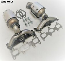 Exhaust Manifold with Integrated Catalytic Converter Front AP Exhaust 641280