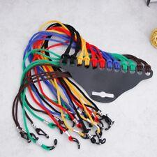 12 Pcs Colorful Eyewear Nylon Cord Reading Glass Neck Strap Eyeglass Holder