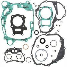 Honda Recon 250, 2002-2009, Complete Gasket Set with Valve & Oil Seals
