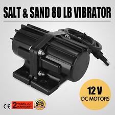 80LB Salt & Sand Vibrator Motor 80 LB Spreader Kit  Anti-vibration  Meyers