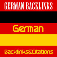 20 german backlinks and 20 german citations - deutsche DA/PA Backlinks - SEO