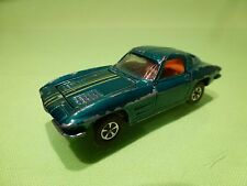 IMPY LONE STAR ROAD MASTER FLYERS CHEVROLET CORVETTE GT  - GREEN 1:58