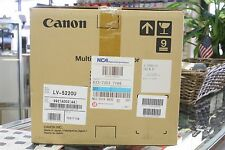 Canon LV-5220OU LCD Projector