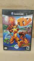 Ty the Tasmanian Tiger (Nintendo GameCube, 2002) no manual
