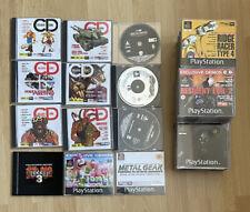 Playstation 1 Demo Discs - Job Lot Of  61 discs
