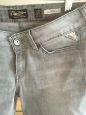 Womens Jennpez Replay Jeans 28 Grey