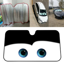 Cartoon Sunshade Auto Car Front Window Windshield Screen Cover 51in x 27in