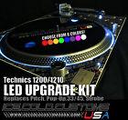ICE COLD CUSTOMS USA /TECHNICS SL- 1200/1210 LED KIT x 2