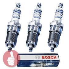 3 x Original BOSCH Zündkerzen 0242235663