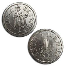 Balon Greyjoy Silver Kraken (stag) Game of Thrones Coin .999 pure silver 1/10oz