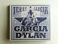 2 CDs --- JERRY GARCIA --- GARCIA PLAYS DYLAN --- Digi-Pak, neuwertig! ---
