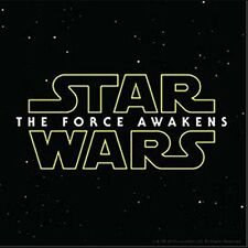 STAR WARS THE FORCE AWAKENS CD (Released December 18th 2015)