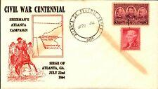 Event: Civil War Centennial - Siege of Atlanta  1964 Lot#770