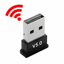 USB bluetooth 5.0 Adapter Wireless Dongle Stereo Receiver for PC Win 10 8 7/XP~