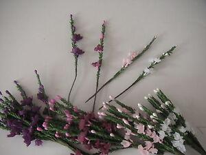 MINATURE FLOWERS - HEATHER (LOT 27)