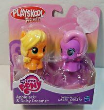 My Little Pony Figure 2 Pack Applejack & Daisy Dreams Playskool Friends