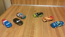 (6) Disney Cars,putter stop,spare mint,........gd!