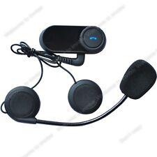 Casco De Moto Bluetooth Motocicleta Auriculares Manos Libres para Música GPS