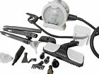 Valemo 1500W Multipurpose Heavy-Duty Canister Steam Cleaner w/ 18 Accessories photo