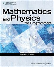 Mathematics & Physics for Programmers (GAME DEVELOPMENT SERIES), Kodicek, Danny,