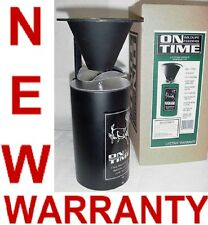 NEW ON TIME LIFETIME AUTOMATIC CLOCK DEER WILDLIFE FEEDER TIMER