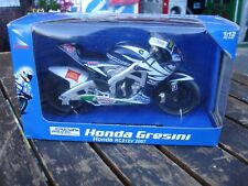 HONDA GRISINI RACING MOTORCYCLE GP07, RIDER TONI ELIAS, NO.24, 1:12 *BNIB*