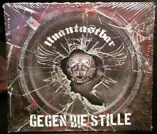 Unantastbar - Gegen Die Still CD new & 4 Skins - ACAB CD  deutsch punk betontod